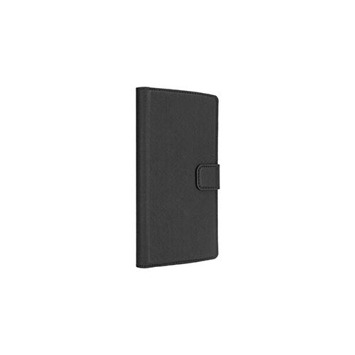 LG G4 Xqisit Black Viskan Wallet Case