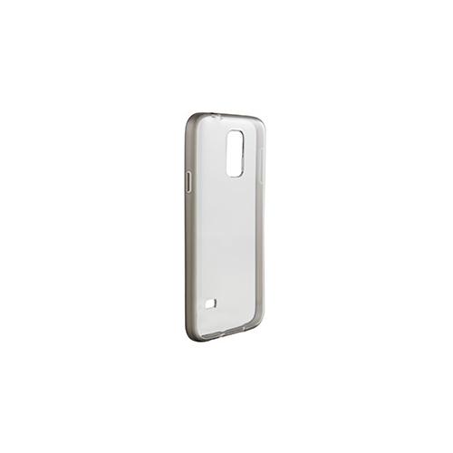 Samsung Galaxy S5/S5 Neo Xqisit Clear/Grey iPlate Odet case