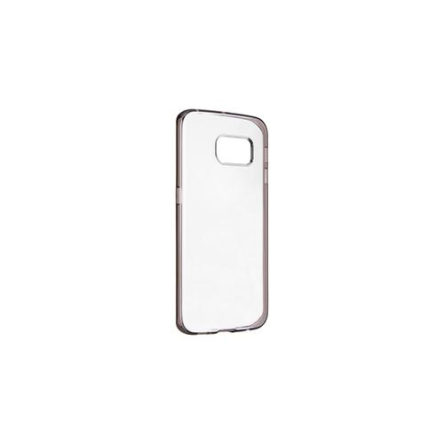 Samsung Galaxy S6 Edge Xqisit Clear/Grey iPlate Odet case