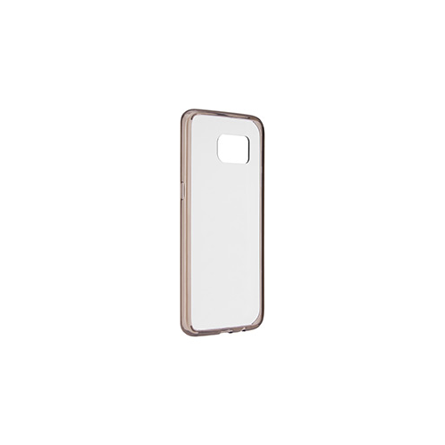 new style 6dcb0 fcaec Xqisit Fitted Hard Shell Case for Samsung Galaxy S7 Edge - Clear;Gray