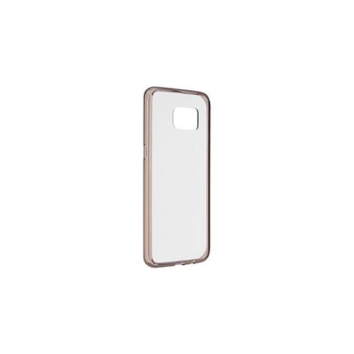 Samsung Galaxy S7 Edge Xqisit Clear/Grey iPlate Odet case