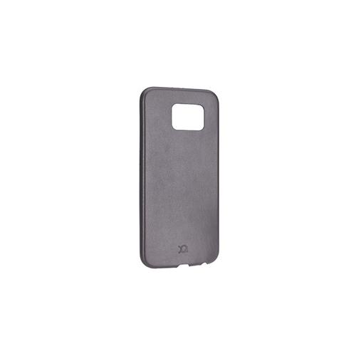 Samsung Galaxy S6 Xqisit Grey Gimone Leatherette case