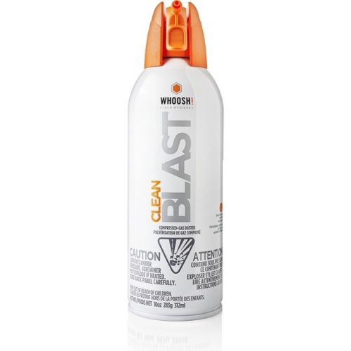 WHOOSH! CleanBlast Compressed Gas Electronics Duster - 10oz