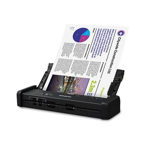 Epson DS-320 Sheetfed Scanner - 600 dpi Optical
