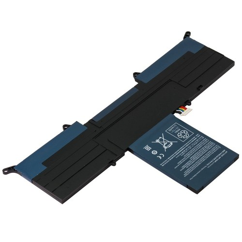 BattDepot: Laptop Battery Replacement for Acer Aspire S3-391 Series (3280mAh/37Wh) 11.1 Volt Li-ion Laptop Battery