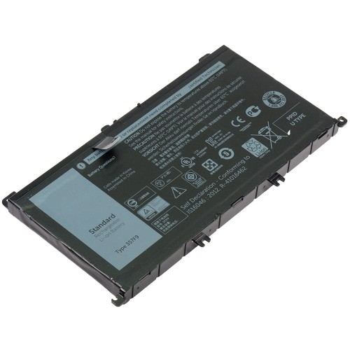 BattDepot: Laptop Battery Replacement for Dell Inspiron 15 7559 (6333mAh/74Wh) 11.1 Volt Li-Polymer Laptop Battery