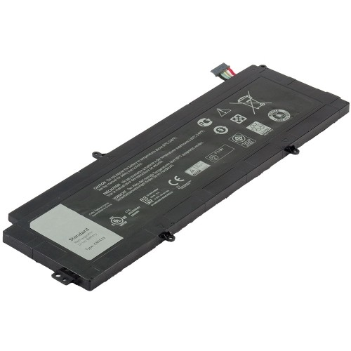 BattDepot: Laptop Battery Replacement for Dell Chromebook 11/CB1C13 (4300mAh/50Wh) 11.4 Volt Li-Polymer Laptop Battery