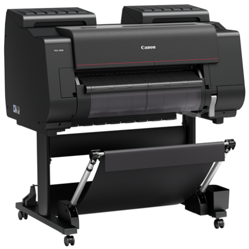 Canon ImagePROGRAF PRO-2000 Colour Wireless Large Format Inkjet Printer (1124C002)