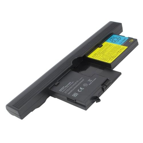 BattDepot: Laptop Battery Replacement for IBM ThinkPad X60/X61 Tablet (4000mAh/58Wh) 14.4 Volt Li-ion Laptop Battery