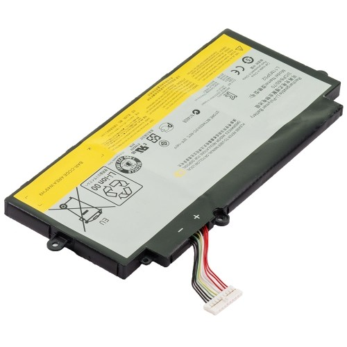 Laptop Battery Replacement for Lenovo Ideapad U31, 3ICP8/60/70, L11L6P01, L11M3P02, Ideapad U510