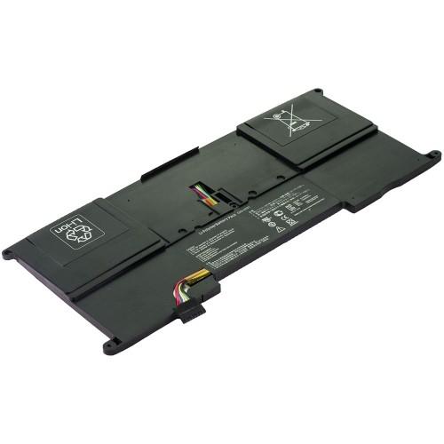 BattDepot: Laptop Battery Replacement for Asus ZenBook UX21A/UX21E (4800mAh/35Wh) 7.4 Volt Li-Polymer Laptop Battery