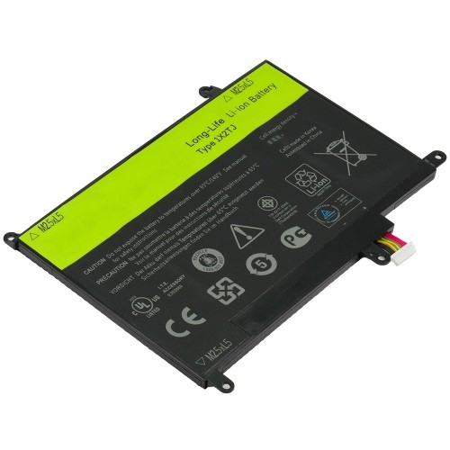 Tablet Battery Replacement for Dell Latitude ST-LST01, 06TYC2, 06YTC2, 1X2TJ, 6YTC2