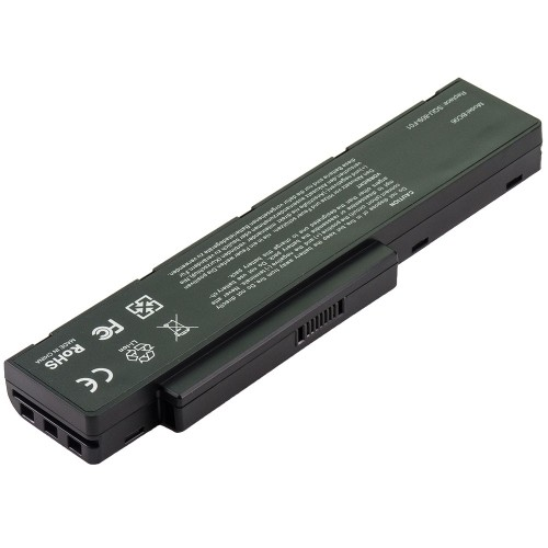 Laptop Battery Replacement for Fujitsu Amilo Li 3560, 3UR18650-2-R0182, S26393-E048-V613-03-0937, SQU-808-F01, SQU-809-F01
