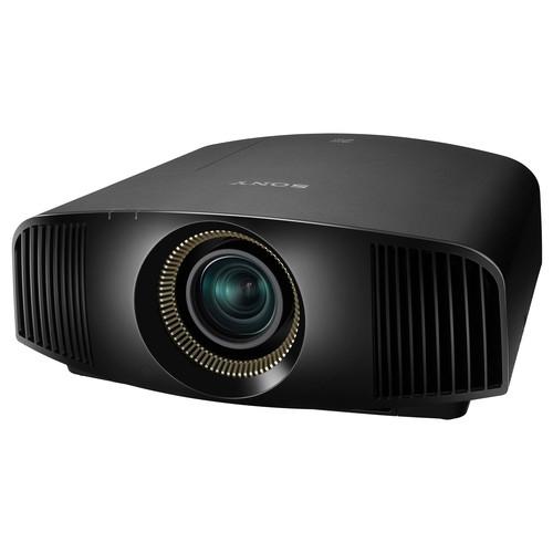 Sony VPL-VW675ES - SXRD projector - 3D - 1800 lumens - 4096 x 2160 - HD 4K