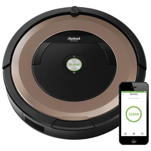 Irobot Roomba 895 Wifi Connected Vacuuming Robot Robot