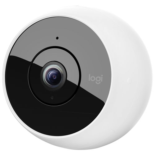 Logitech Circle 2 Wi-Fi Indoor/Outdoor Wire-Free 1080p IP Camera 961-000416