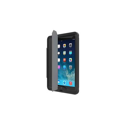iPad Air (5th Gen) LifeProof Black Nuud Portfolio Cover w/Stand