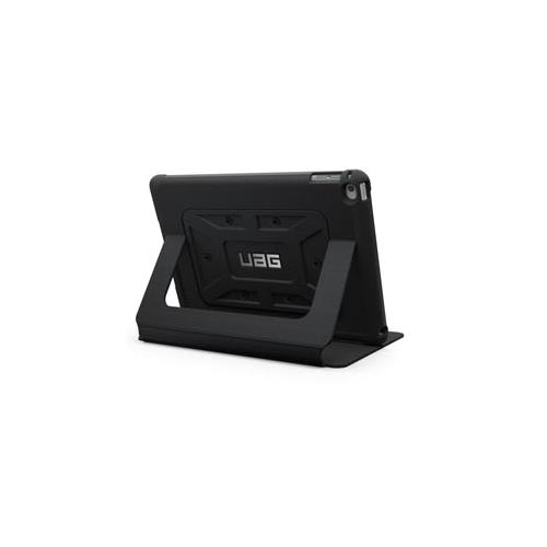 iPad Air 2 (6th Gen) UAG Black/Black (Scout) Folio case