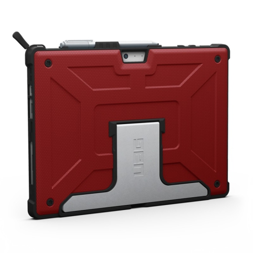 Microsoft Surface Pro 4 UAG Red/Black (Rogue) Composite case