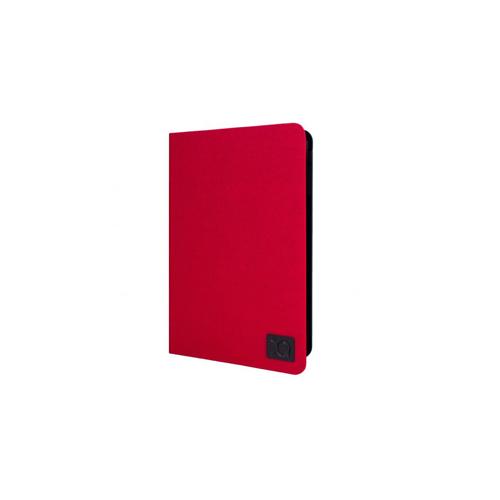 iPad Air (5th Gen) Xqisit Red Canvas Folio case