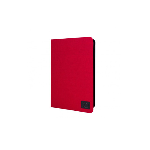 iPad Mini 1/2/3 Xqisit Red Canvas Folio case