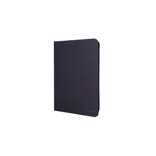iPad Mini 1/2/3 Xqisit Black Canvas Folio case