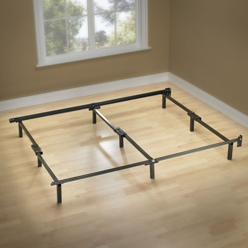 Zinus Compack Adjustable Bed Frame - Double to King : Beds & Bed ...