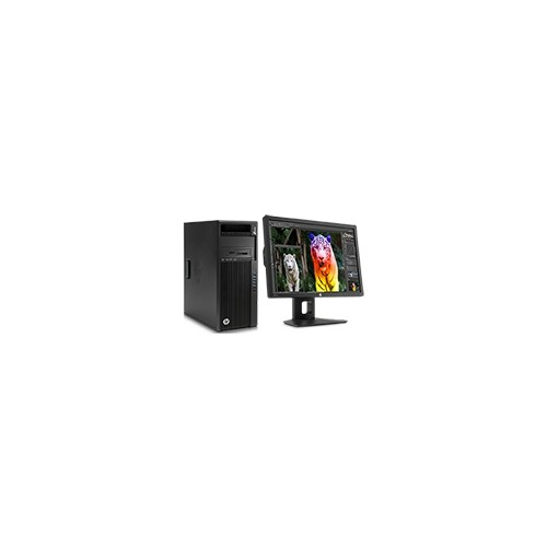 HP Workstation Z440 Microtower (256GB SSD / 8GB RAM / Windows 10) - (X2D83UT#ABA)