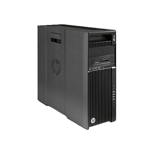 HP Workstation Z640 Microtower (Intel Xeon E5-2620 v4 / 256GB SSD / 8GB RAM/ Windows 10) - (T4P02UT#ABA)