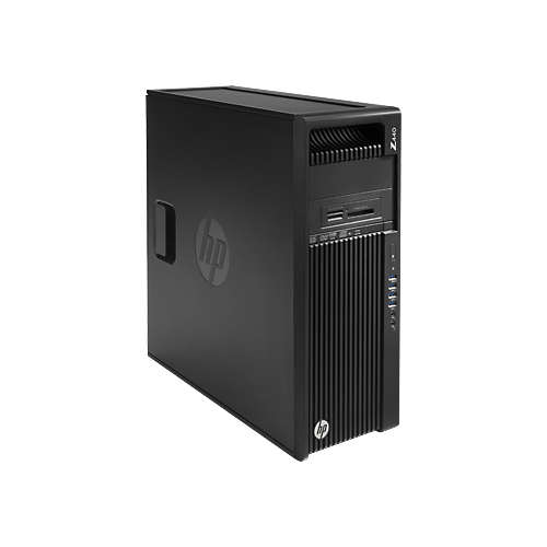 HP Workstation Z440 Microtower (Intel Xeon E5-1620 v4 / 1TB HDD / 8GB RAM / Windows 7) - English - (X2D65UT#ABA)