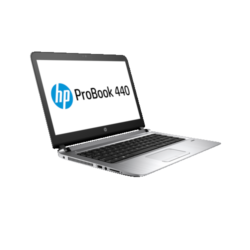 HP ProBook 440 G3 14in Laptop (Intel Core i3 6100U / 500GB / 4GB RAM / Windows 10 Pro 64-bit) - W0S54UT#ABA