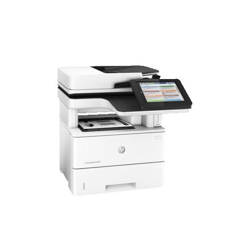 HP LaserJet Enterprise MFP M527f Monochrome Wired All-In-One Laser Printer - (F2A77A#BGJ)