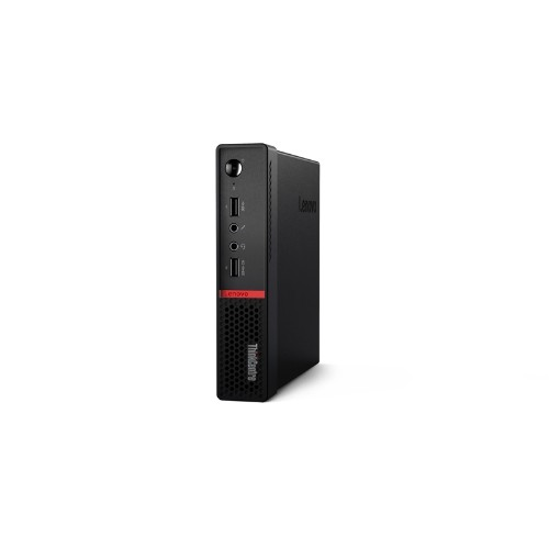 Lenovo ThinkCentre M715 Desktop (AMD PRO A10-9700E / 500GB HDD / 4GB RAM / AMD Radeon R7 / Windows 10) - (10M30002US)
