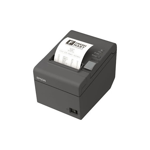 Epson TM-T20II Monochrome Thermal Line Receipt Printer (C31CD52062)