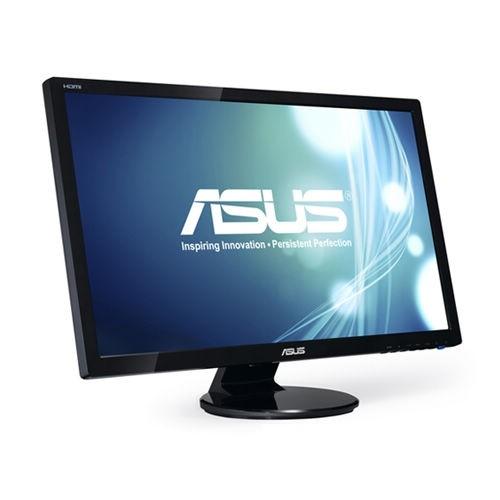 """Asus 27"""" FHD 2ms GTG LED Monitor (VE278H) - Black"""