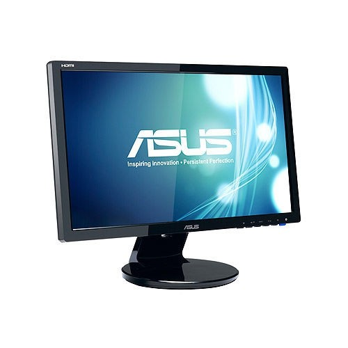 "Asus 21.5"" FHD 5ms LED Monitor (VE228H) - Black"