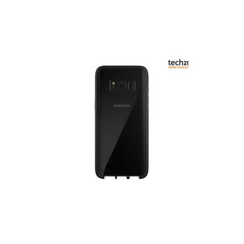 Tech 21 Evo Check Case (Smoky/Black) for Samsung Galaxy S8