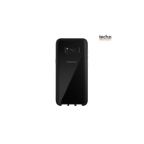 Tech 21 Fitted Hard Shell Case for Samsung Galaxy S8 Plus - Black