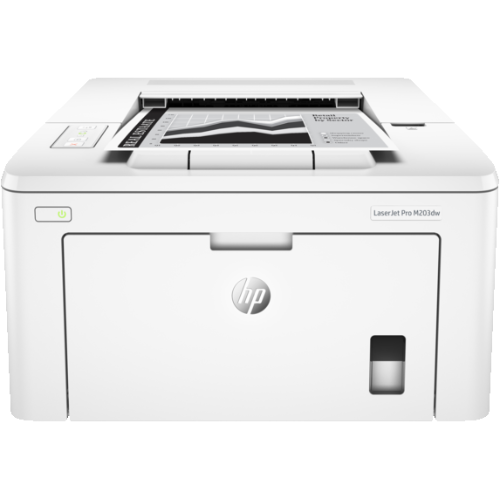 HP LaserJet Pro M203dw Monochrome Wireless Laser Printer - (G3Q47A#BGJ)