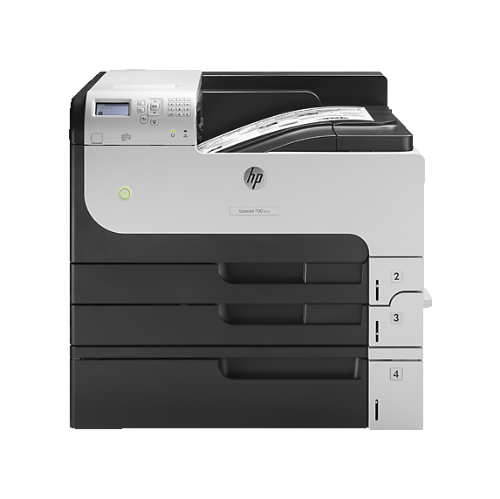 HP LaserJet Enterprise 700 M712xh Monochrome Wired All-In-One Laser Printer - (CF238A#BGJ)