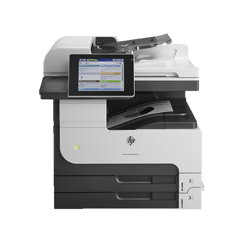 HP LaserJet Enterprise MFP M725dn Monochrome Wired All-In-One Laser Printer - (CF066A#BGJ)