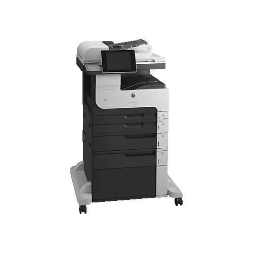 HP LaserJet Enterprise MFP M725f Monochrome Wired All-In-One Laser Printer - (CF067A#BGJ)