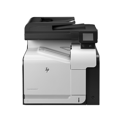 Wired Printer | Hp Laserjet Pro 500 M570dn Colour Wired All In One Laser Printer