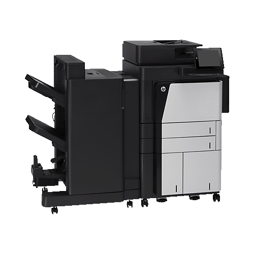HP LaserJet Enterprise Flow M830z Monochrome Wired/Wireless All-In-One Laser Printer - (D7P68A#BGJ)