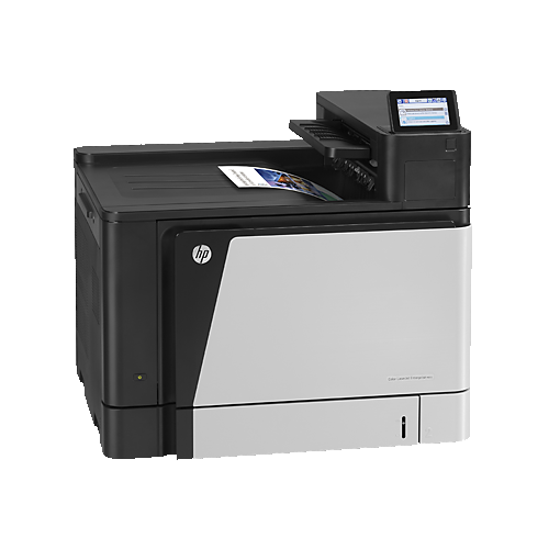 HP LaserJet Enterprise M855dn Colour Wired All-In-One Laser Printer - (A2W77A#BGJ)
