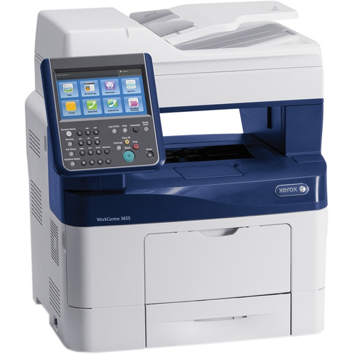 Xerox WorkCentre 3655 Monochrome All-in-One Laser Printer (3655I/X)