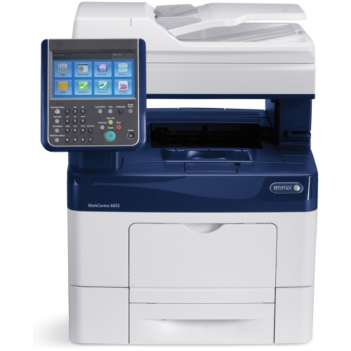 Xerox WorkCentre 6655 Colour All-in-One Laser Printer (6655I/X)