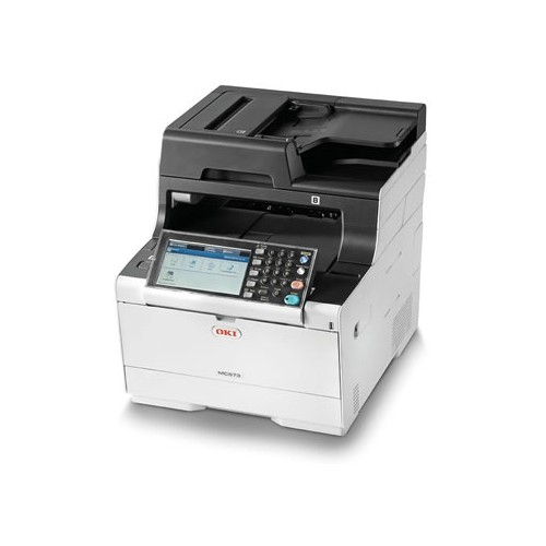 OKI MC573dn Colour Wired All-In-One Laser Printer - (62447301)