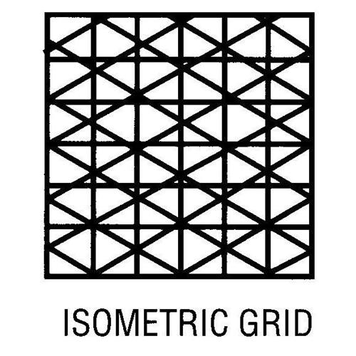 alvin cp10005416 iso grid vel 11x17 50 sht pd art construction