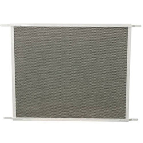 Prime Line Pl 15941 48 In Sliding Patio Door Grill White Indoor